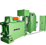 Metal Scrap Briquetting Machine
