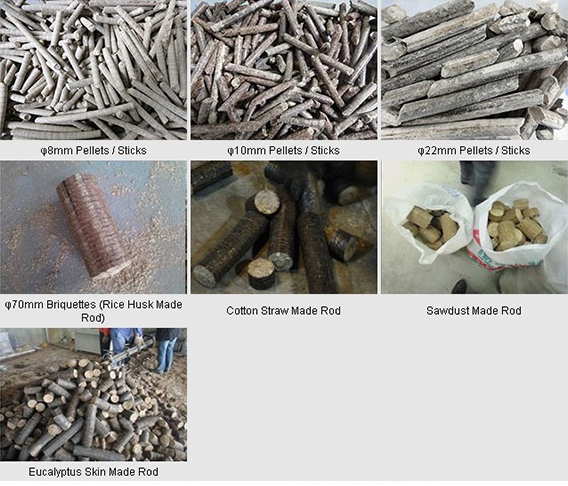 how to make charcoal briquettes from agricultural waste pdf